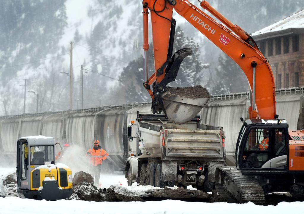 Missoula railyard cleanup nearing completion | Local