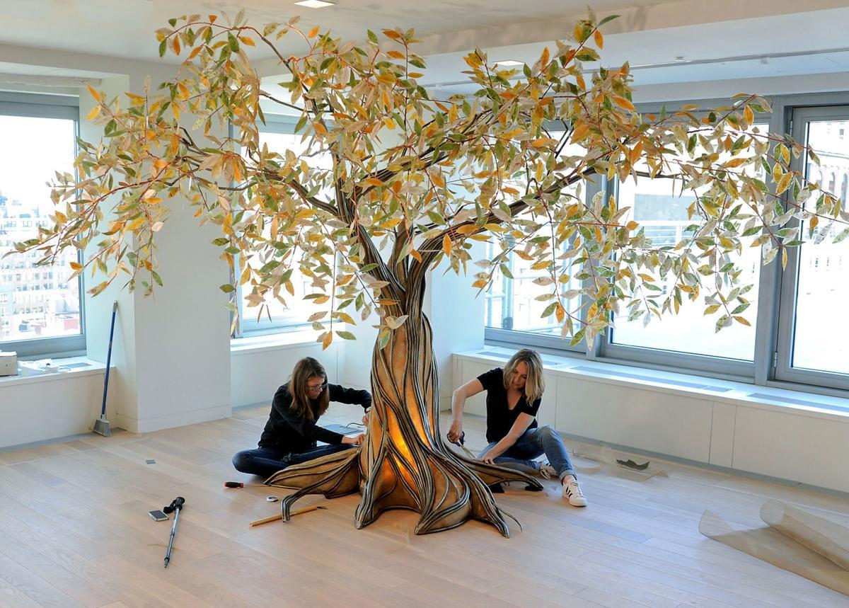 Parkinson's Tree Sculpture 2