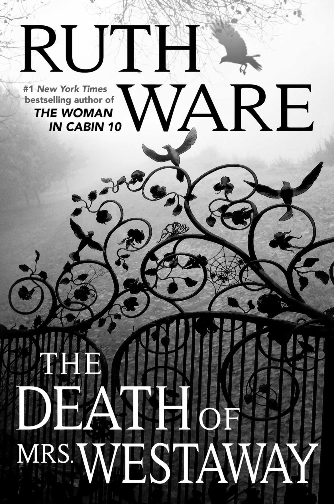 """""""The Death of Mrs. Westaway"""" by Ruth Ware."""