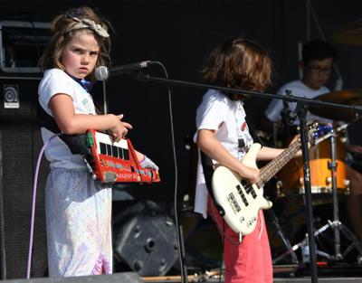 Young rockers