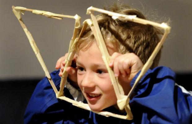 Six-year-old Cooper Spataro