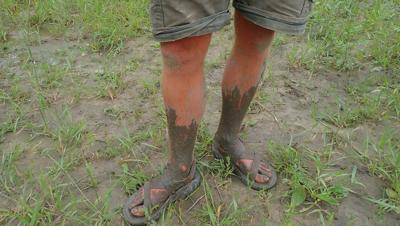 Mud. It defines our existence on the Missouri River.
