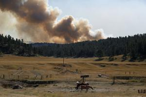 Fire crews battling Eastern Montana blazes prepare for upcoming severe weather