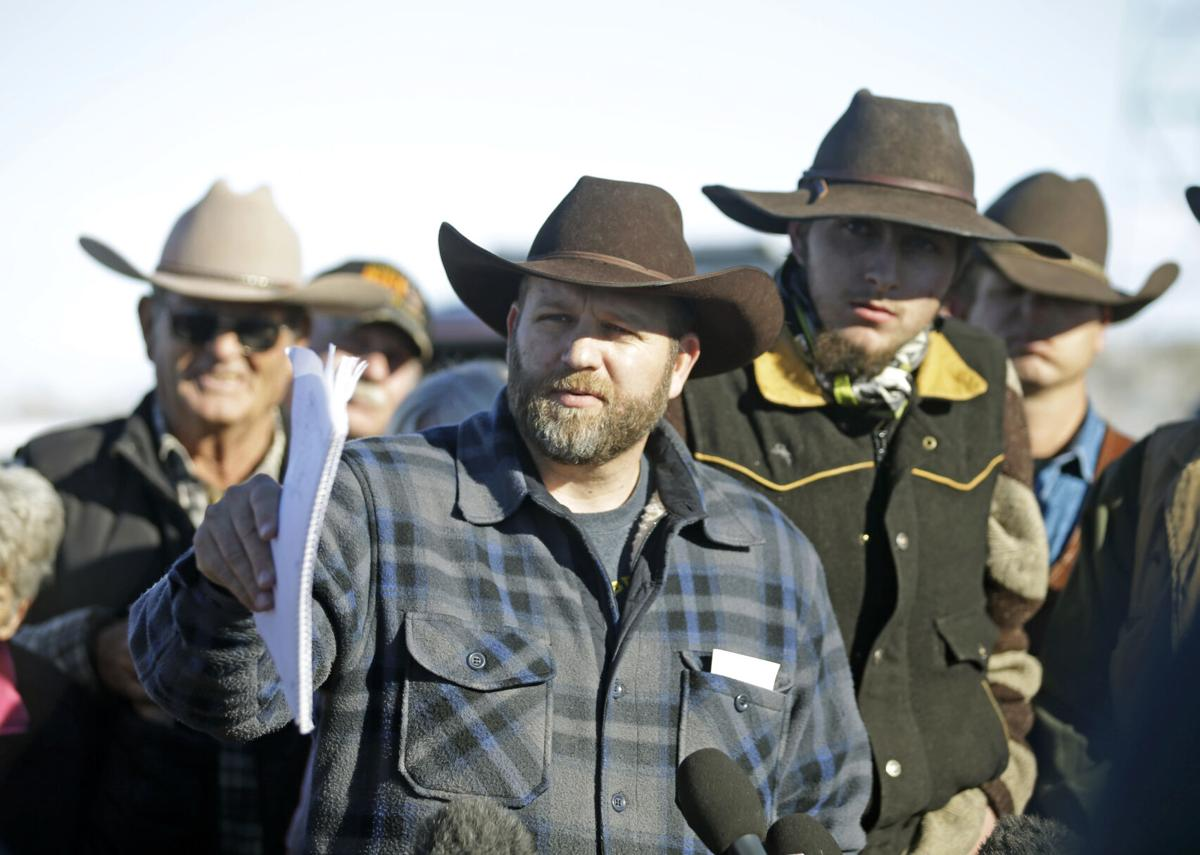 Ammon Bundy file