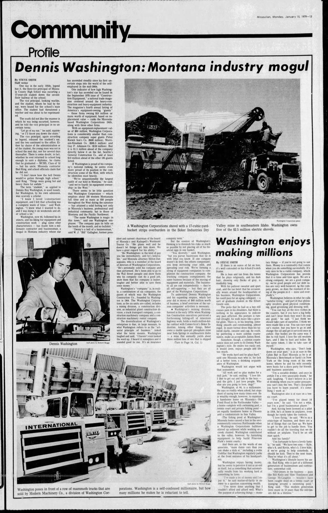 Missoulian 1989
