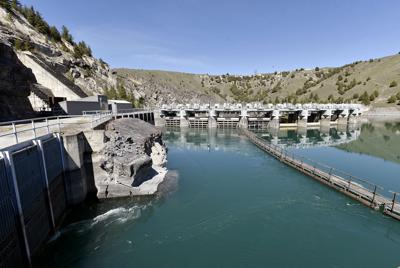 Salish Kootenai Dam