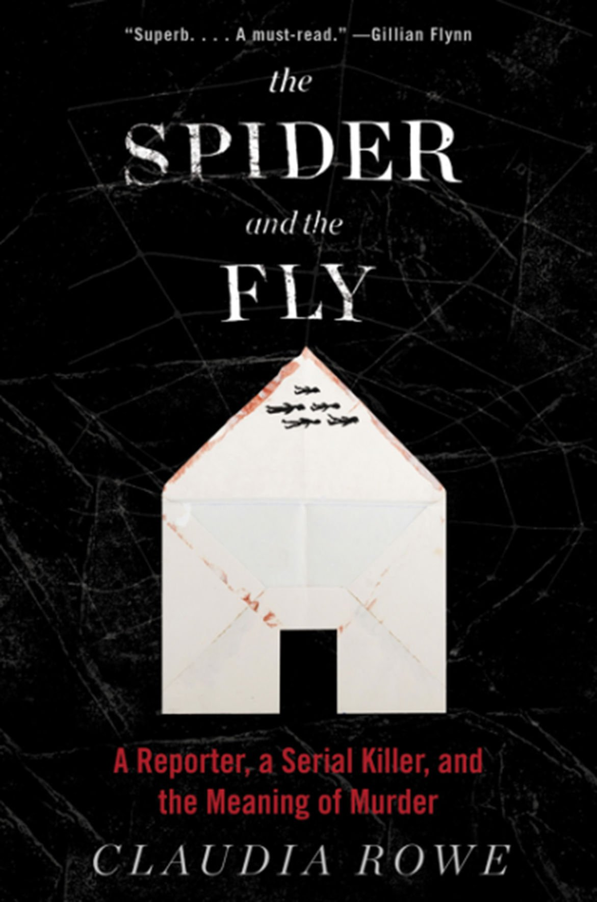 BOOKS BOOK-ROWE-SPIDER-FLY SE