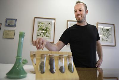 Jason Schager of Montana Medicinals file