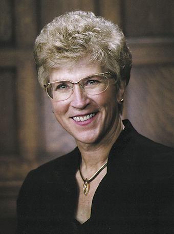 Mugshot Judy Martz