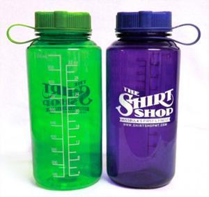 Shirt Shop Water Bottles