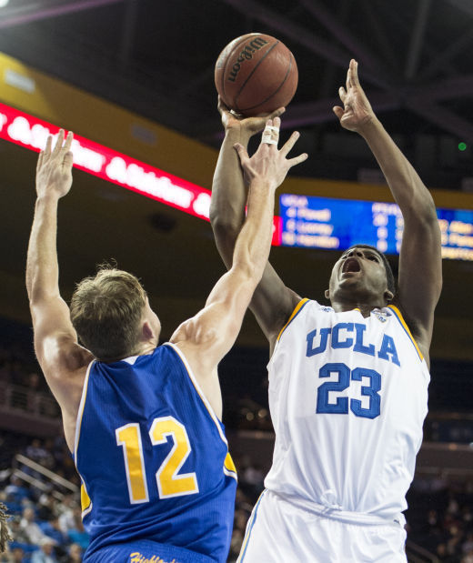 UC Riverside UCLA Baskteball
