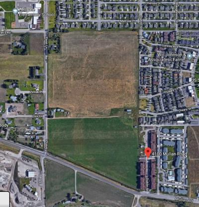 Proposed Mullan Road subdivision