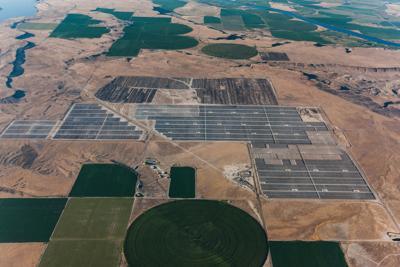 Clēnera solar project