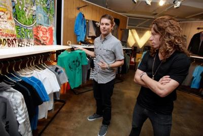 Shaun White Brother Bring Street Cred To Clothing Line