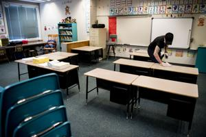 MCPS may have all students in person Nov. 9