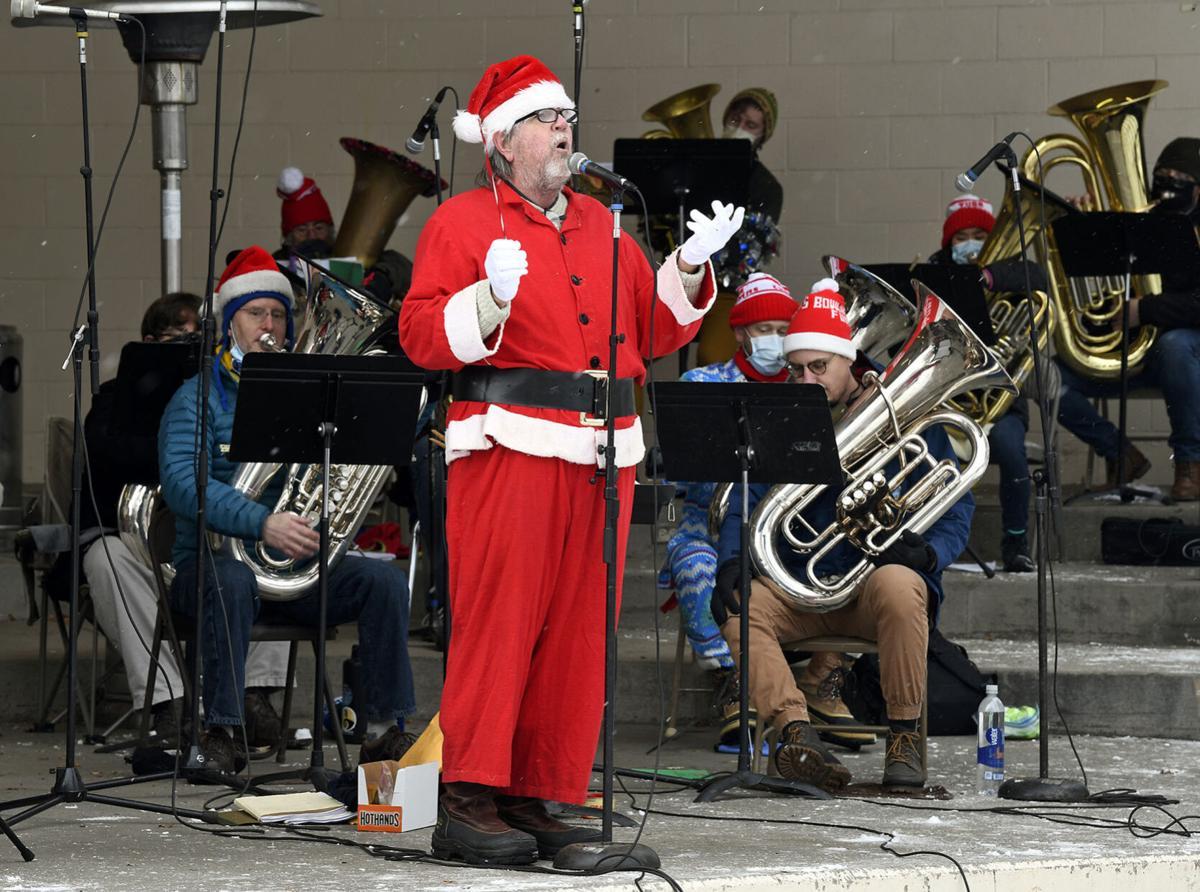 Tuba Christmas 2021 Missoula Come Blow Your Horn Tuba Players Belt Christmas Tunes Local News Missoulian Com