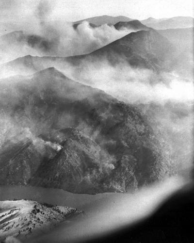 AP Mann Gulch fire 1949