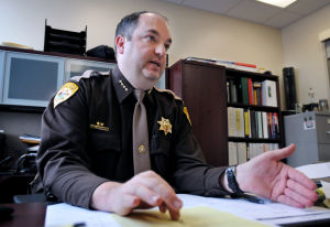 County commissioners say sheriff's office improving tracking of overtime