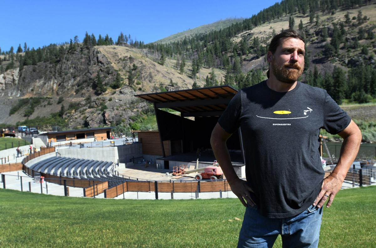Kettlehouse Amphitheater Aims To Be Red Rocks Of Western