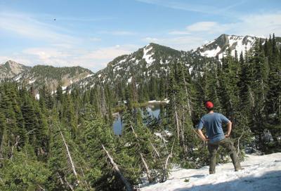Jewel Basin Hiking Area