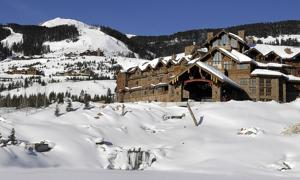 Montana resort wants to use treated wastewater to supplement snow