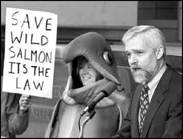 Suit to challenge salmon plan