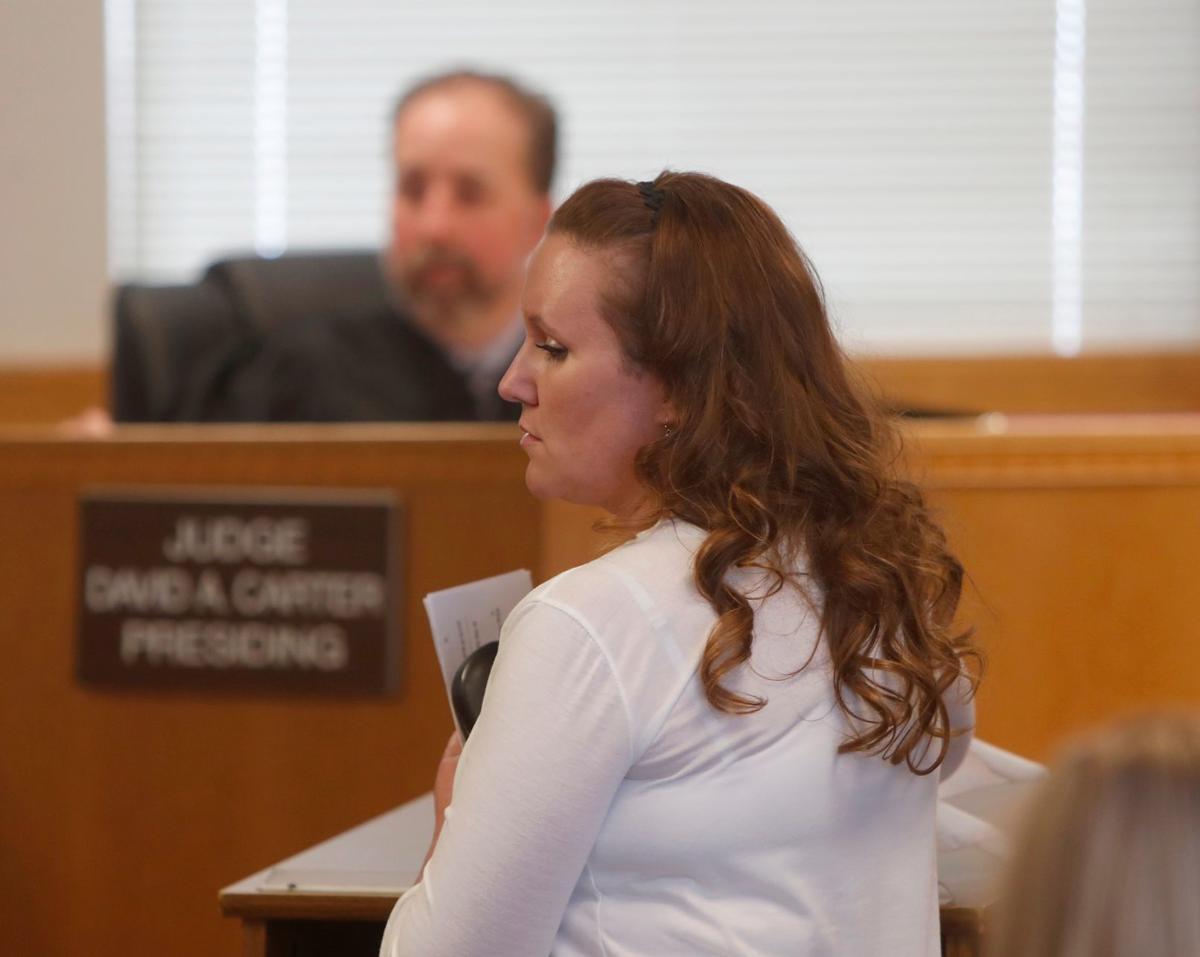Rawlyn Strizich court appearance