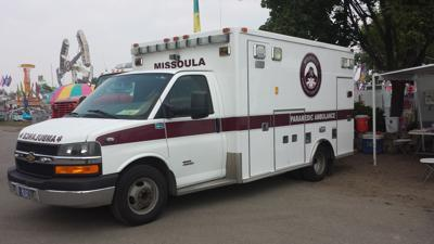 Midway Dispatch: Medical teams on call during fair week