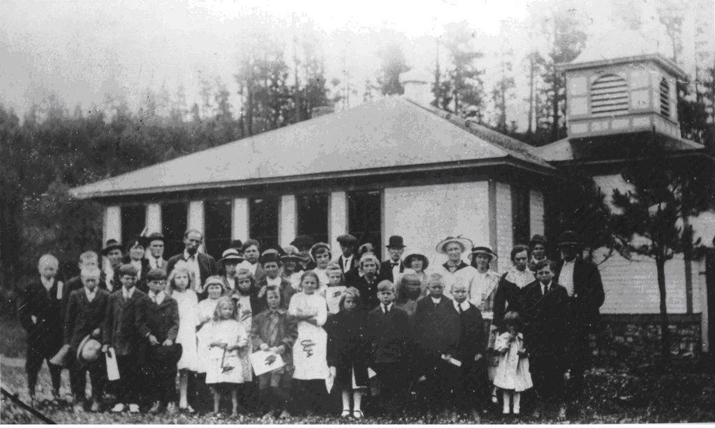 Ninemile Stark School