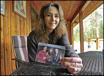 Finding family - Ronan woman's long quest for biological parents yields surprising results
