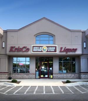Krisco Liquor - Exterior