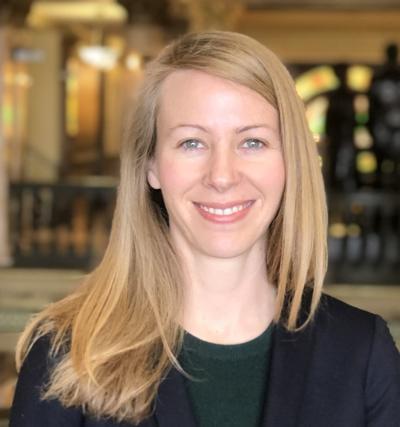 Tara Rice, director, Department of Commerce