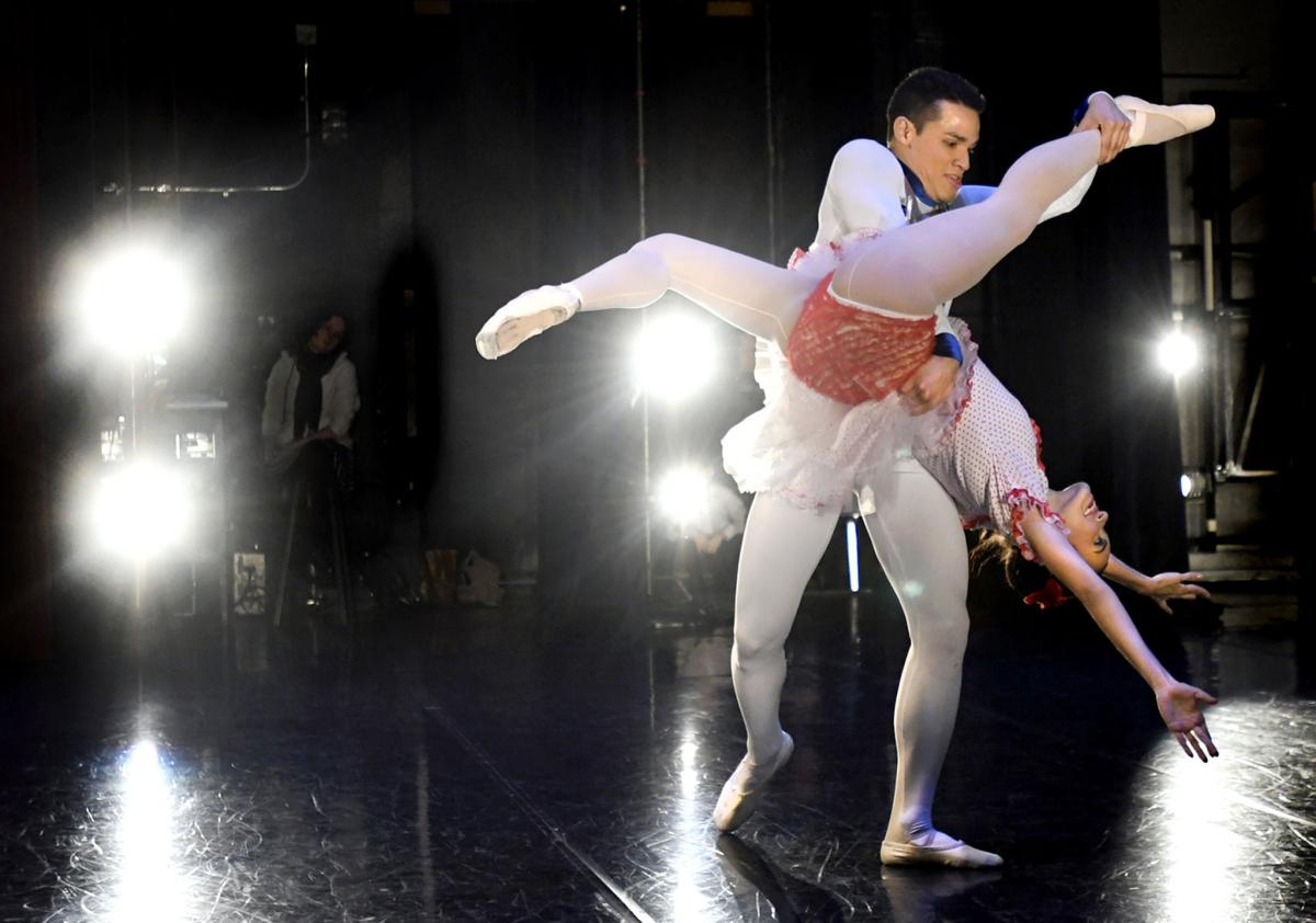 Pushing the borders of ballet