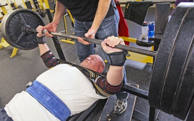68 Year Old Billings Man Bests Record At Bench Press Competition
