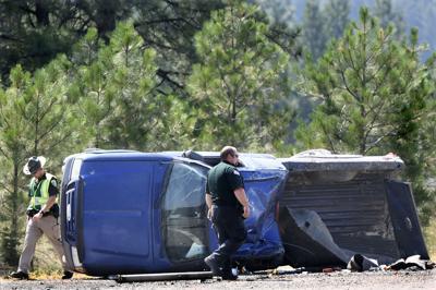 Fatal crash reported on I-90 east of Missoula | Local | missoulian com