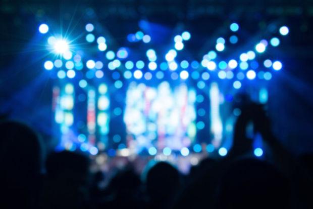 music concert stockimage