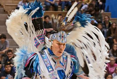 Supaman blends Native American culture, spirituality and hip