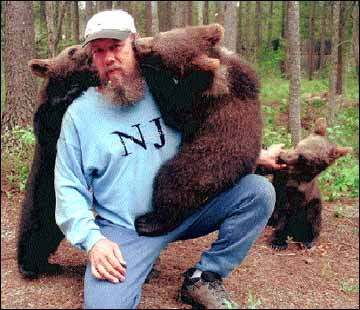 Bear owner headed for showdown with state