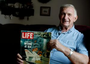 Two Billings men recall serving alongside Navy aviator John McCain