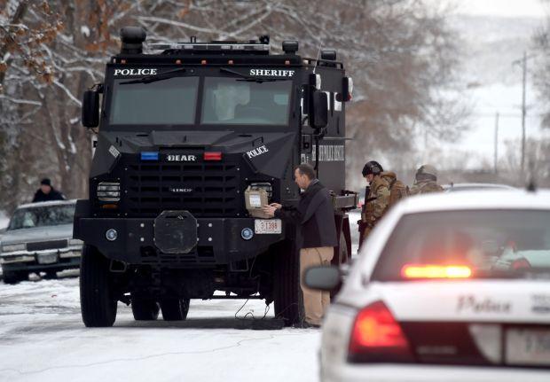 The Billings Police Department's SWAT team