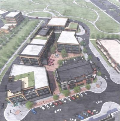 New restaurant, tech campus planned at Old Sawmill District