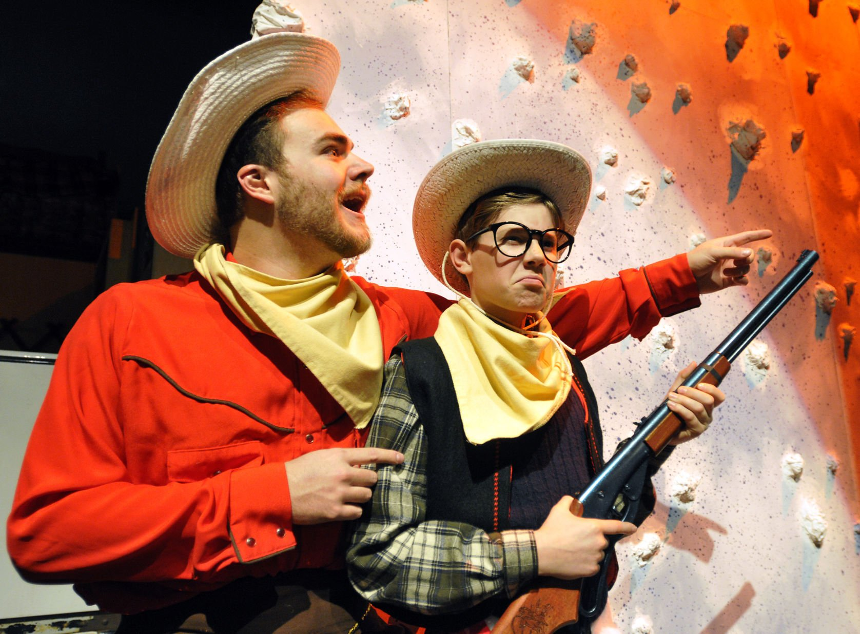 All he wants is a Red Ryder BB gun: MCT brings 'Christmas Story ...