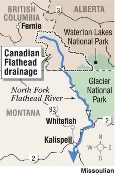 UM research: Mining pollutants entering Elk River drainage in