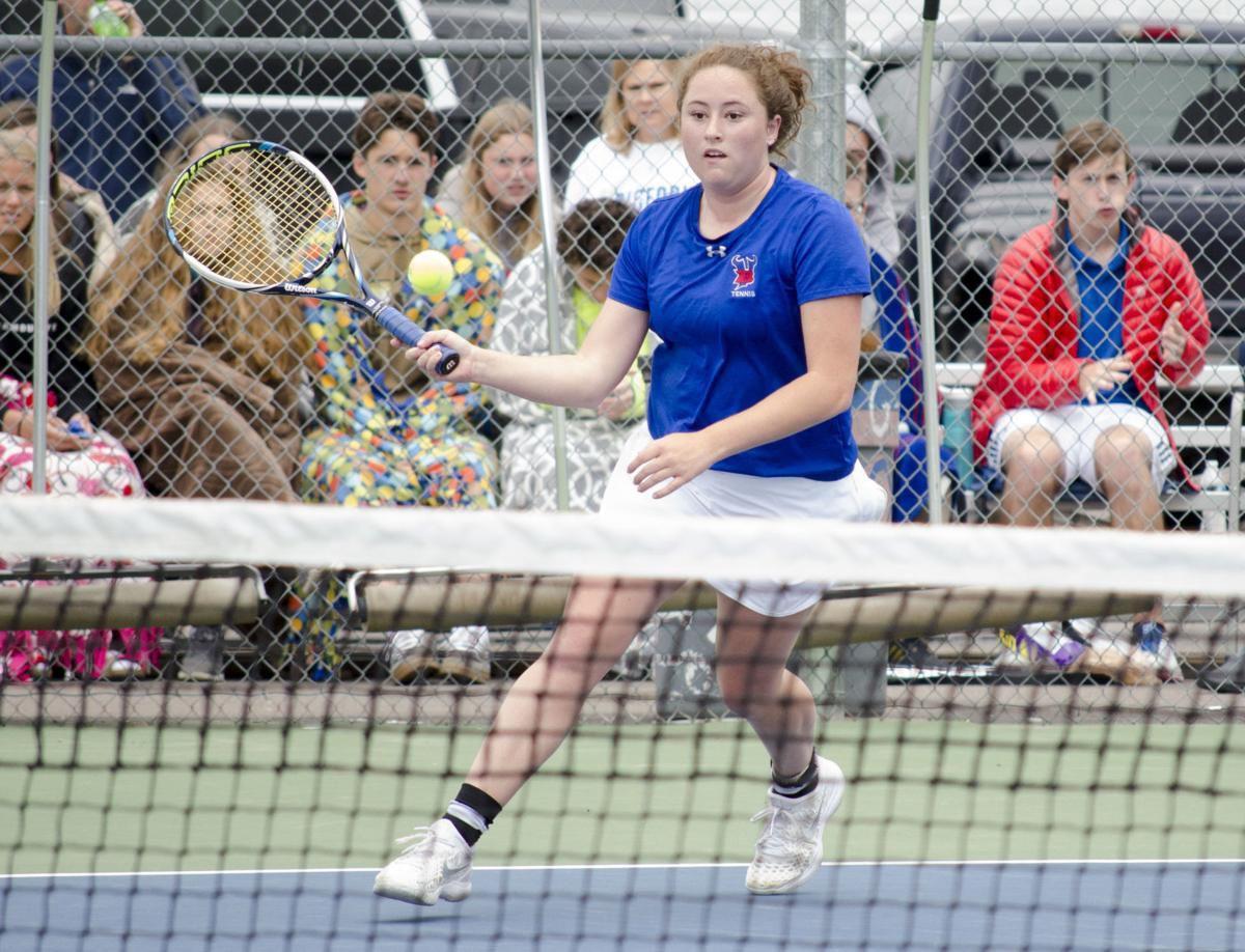 Ellie Berreth in action