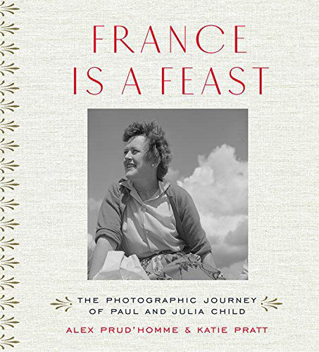 BOOKS BOOK-PRUDHOMME-PRATT-FRANCE-FEAST TB
