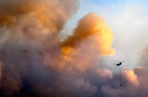 Missoulian honored for coverage of summer wildfires