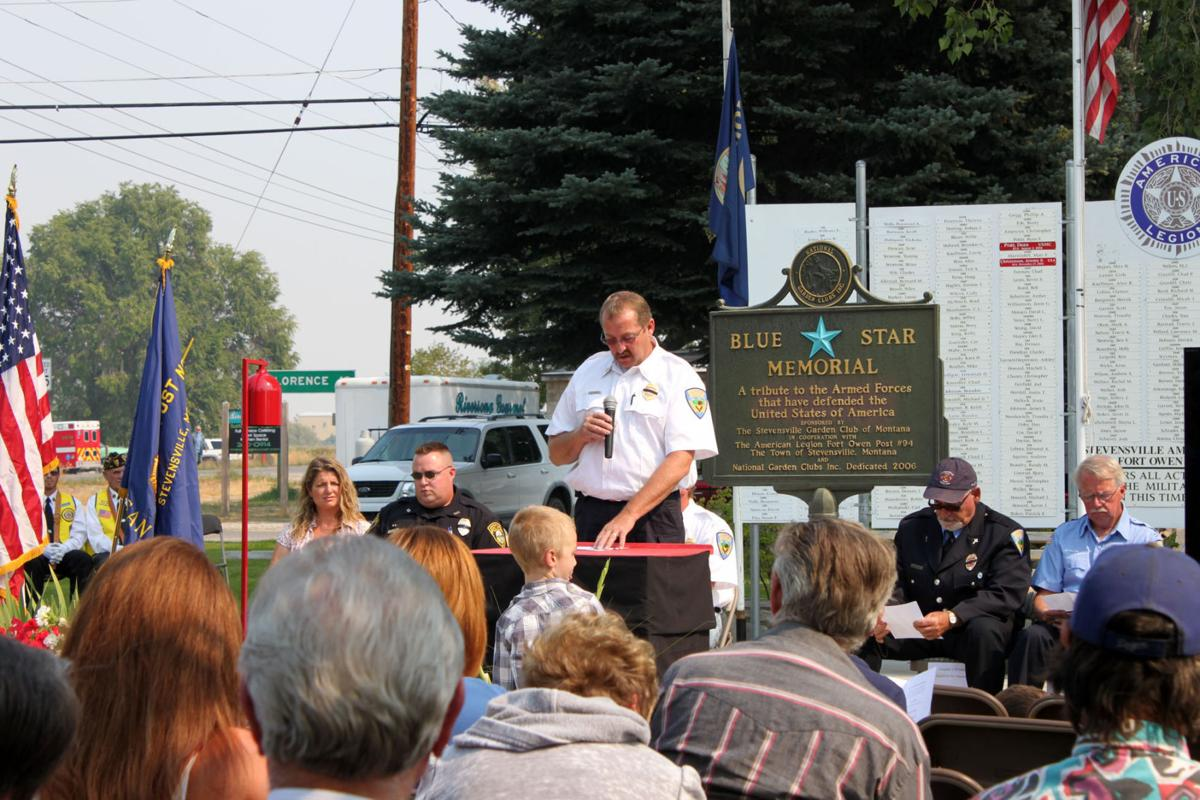 Memorial Services for 911