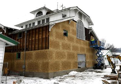 Fairgrounds Construction