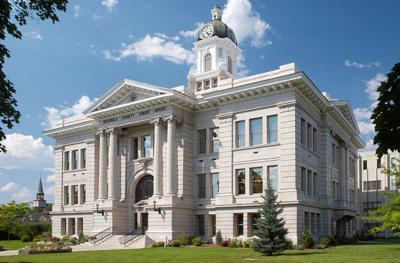 Missoula County Courthouse stockimage