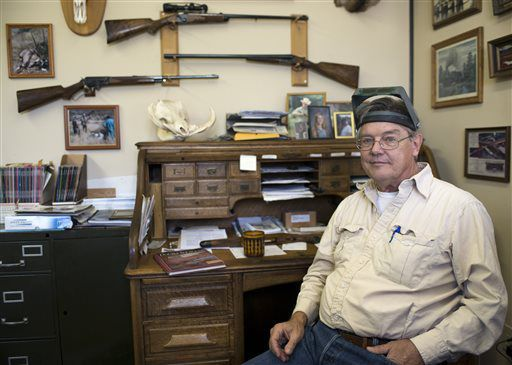 Livingston gunsmith teaches tricks of the trade